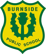 Burnside Public School logo